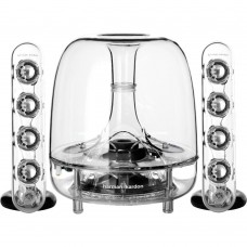Deals, Discounts & Offers on Entertainment - Harman Kardon SoundSticks Wireless Bluetooth Enabled  Speaker System