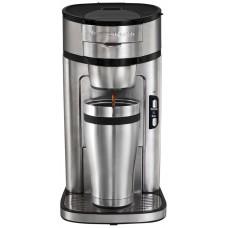 Deals, Discounts & Offers on Home Appliances - Hamilton Beach - The Scoop Single-Serve Coffee Maker