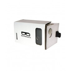 Deals, Discounts & Offers on Accessories - GetCardboard Virtual Reality Viewer headset  video glasses inspired from Google Cardboard
