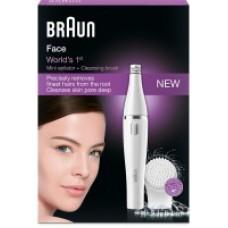 Deals, Discounts & Offers on Women - Braun Face  Epilator & Facial Cleanser