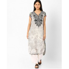 Deals, Discounts & Offers on Women Clothing - Upto 40% off on Printed Kurta