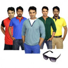 Deals, Discounts & Offers on Men Clothing - Upto 67% off on Urban Style  Tshirt