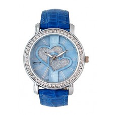 Deals, Discounts & Offers on Women - Exotica Analog Blue Dial Watch