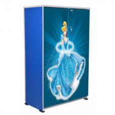 Deals, Discounts & Offers on Home Appliances - BigSmile Kids Wardrobe - Blue Dazzling Princess