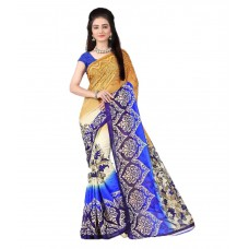 Deals, Discounts & Offers on Women Clothing - Upto 55% off on Sv Georgette Saree