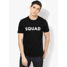 Deals, Discounts & Offers on Men Clothing - Upto 40% off on  Printed Regular Fit Round Neck T-Shirt