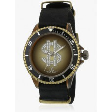Deals, Discounts & Offers on Men - Flat 88% off on Brown Analog Watch
