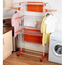 Deals, Discounts & Offers on Home Appliances - Kawachi Easy Plastic 3 Layer Clothes Dryer