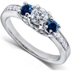 Deals, Discounts & Offers on Women - Kiara Swarovski Signity Sterling Nandita Ring