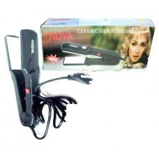 Deals, Discounts & Offers on Health & Personal Care - Nova Ceramic Hair Straightener  for Hair Style