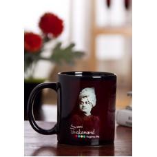 Deals, Discounts & Offers on Home Appliances - Hot Muggs Swami Vivekananda Quote on Ideas Ceramic Mug