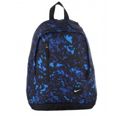 Deals, Discounts & Offers on Stationery - Nike Blue And Black Polyester Backpack