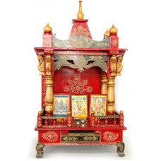 Deals, Discounts & Offers on Furniture - LifeEstyle Wooden Home Temple