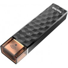 Deals, Discounts & Offers on Computers & Peripherals - SanDisk Connect Wireless Stick 128 GB Pen Drive