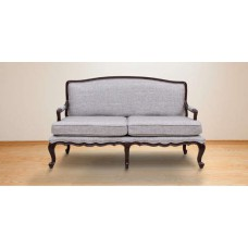 Deals, Discounts & Offers on Furniture - Sanford Two Seater Sofa in Light Grey by Amberville