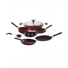 Deals, Discounts & Offers on Home & Kitchen - Brilliant  Nonstick Cookware Set