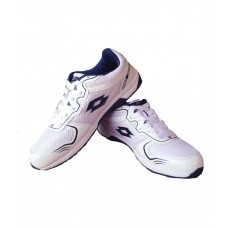Deals, Discounts & Offers on Foot Wear - Lotto White Lifestyle Sport Shoes
