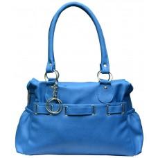 Deals, Discounts & Offers on Women - MipeMine Blue P.U. Shoulder Bag