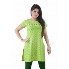 Deals, Discounts & Offers on Women Clothing - Hakashi Cotton Kurti