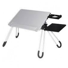 Deals, Discounts & Offers on Accessories - Ultra Portable Laptop Table With Cup Holder