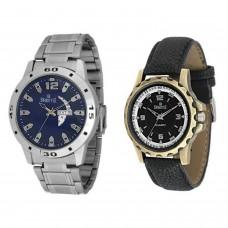 Deals, Discounts & Offers on Men - Swisstyle analog watch combo