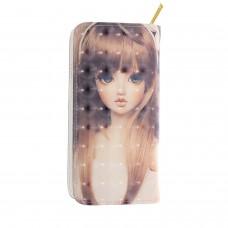 Deals, Discounts & Offers on Women - Bagaholics 3D Digital Print Wallet Clutch Ladies Purse Birthday Gift