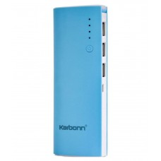 Deals, Discounts & Offers on Power Banks - Flat 38% off on Karbonn power Bank