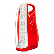 Deals, Discounts & Offers on Electronics - Eveready LED Rechargeable Emergency Light Red
