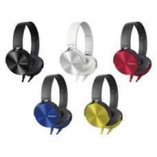 Deals, Discounts & Offers on Mobile Accessories - Sony  Xtra Bass Stereo Headphones