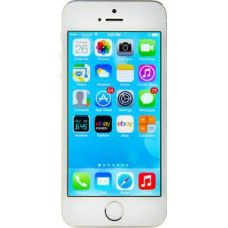 Deals, Discounts & Offers on Mobiles - Apple iPhone 5s - 32 GB - WHITE SILVER MOBILE PHONE