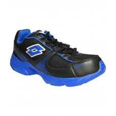 Deals, Discounts & Offers on Foot Wear - Lotto Black Sports Shoes