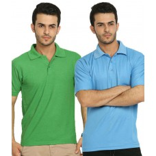 Deals, Discounts & Offers on Men Clothing - Upto 71% off on Lime  Combo T-Shirts Offers