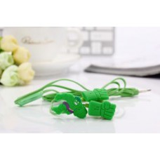 Deals, Discounts & Offers on Mobile Accessories - Avengers Earphone,includes 3 Additional Earplug Covers