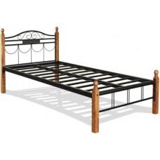 Deals, Discounts & Offers on Furniture - FurnitureKraft Metal Single Bed