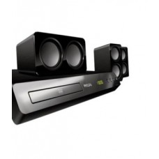 Deals, Discounts & Offers on Electronics - Philips Hts3532sl/94 5.1 DVD Home Theatre System