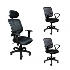 Deals, Discounts & Offers on Furniture - Buy 1 Executive Chair Get 2 Office Chairs Free