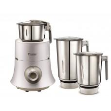 Deals, Discounts & Offers on Home Appliances - Prestige Teon 750-Watt Mixer Grinder with 3 Stainless Steel Jars