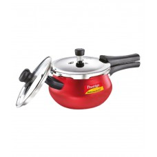 Deals, Discounts & Offers on Home Appliances - Prestige Deluxe Duo plus Aluminium OuterLid Pressure Cooker 3