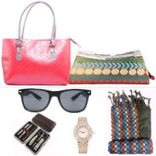 Deals, Discounts & Offers on Women - Fidato Combo of  Accessories