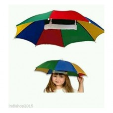 Deals, Discounts & Offers on Baby & Kids - Umbrella Hat for kid's at Rs.99