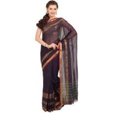 Deals, Discounts & Offers on Women Clothing - Aryahi Solid Fashion Cotton Sari