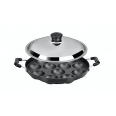 Deals, Discounts & Offers on Home & Kitchen - Tosaa  Cavity Appam Patra Side Handle