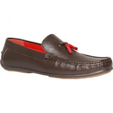 Deals, Discounts & Offers on Foot Wear - MEN'S BROWN LOAFERS