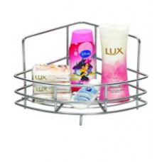 Deals, Discounts & Offers on Home Appliances - Doyours  Corner Stainless Steel Basket