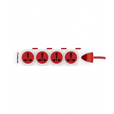 Deals, Discounts & Offers on Home Appliances - Goldmedal Plugged Power Strip