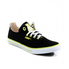 Deals, Discounts & Offers on Foot Wear - Puma Limnos Black Casual Shoes