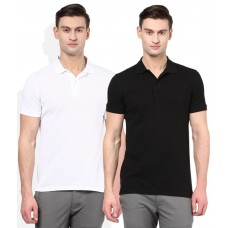 Deals, Discounts & Offers on Men Clothing - United Colors of Benetton White T Shirt