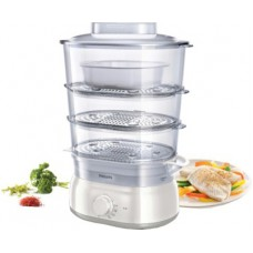 Deals, Discounts & Offers on Home Appliances - Flat 39% off on Philips Food Steamer