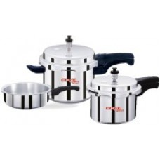 Deals, Discounts & Offers on Home & Kitchen - Surya Pressure Cooker At just Rs.1299
