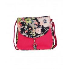 Deals, Discounts & Offers on Women - Vogue Tree Pink Sling Bag